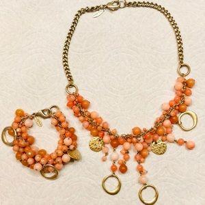 Tommy Bahama necklace and bracelet set